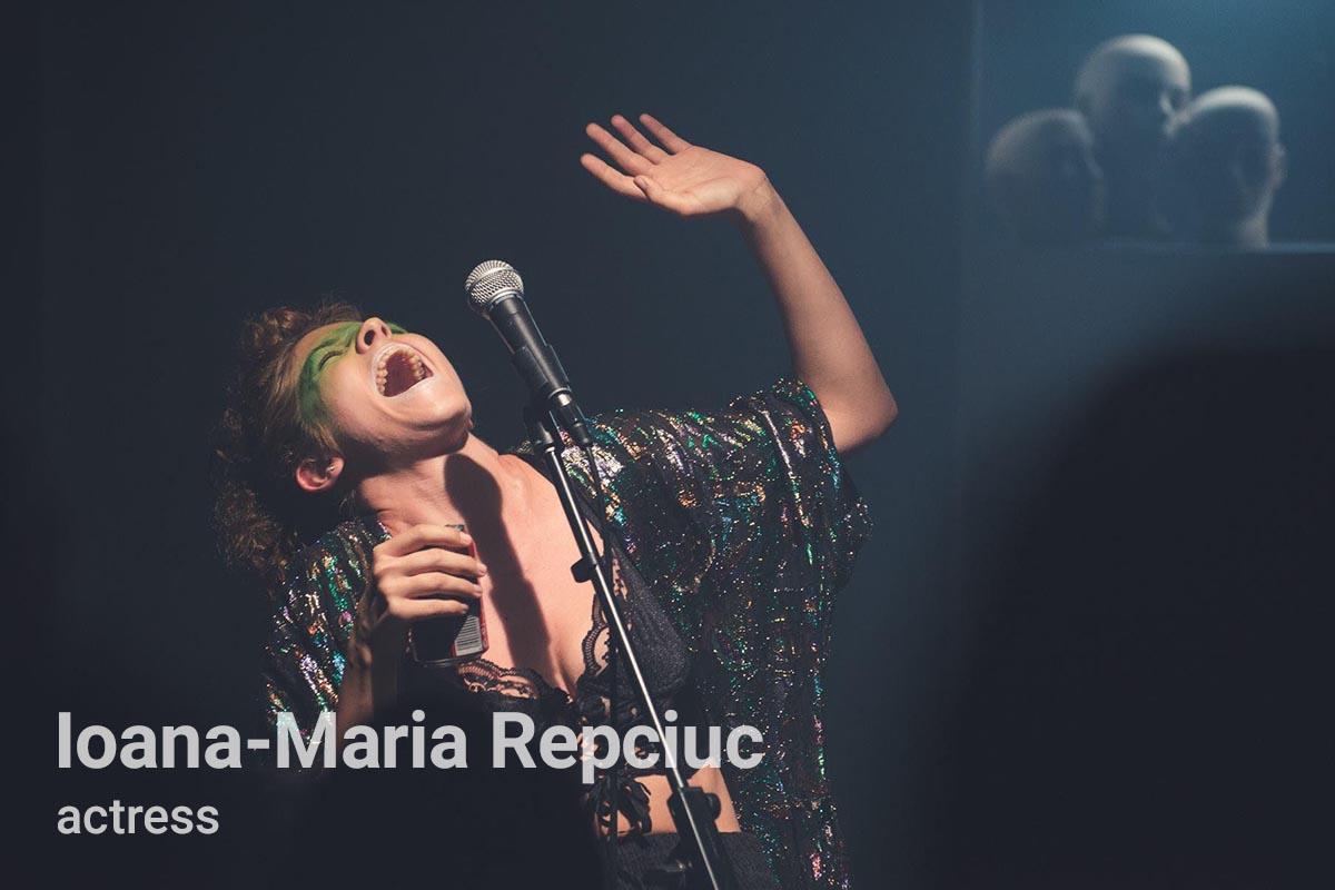 COOLsound • Ioana Repciuc - All Over Your Face • photo: Robert Puteanu