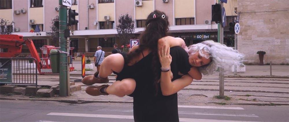 COOLsound • Mariana Gavriciuc – NonStop TM, by Corina Andrian • photo: Corina Andrian