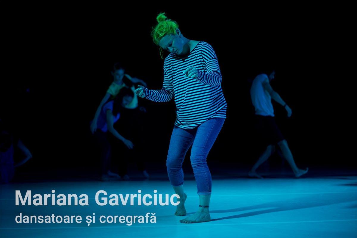 COOLsound • Mariana Gavriciuc – CorpZero, eveniment de dans organizat de Asociatia Delazero • foto: Ioana Iordache