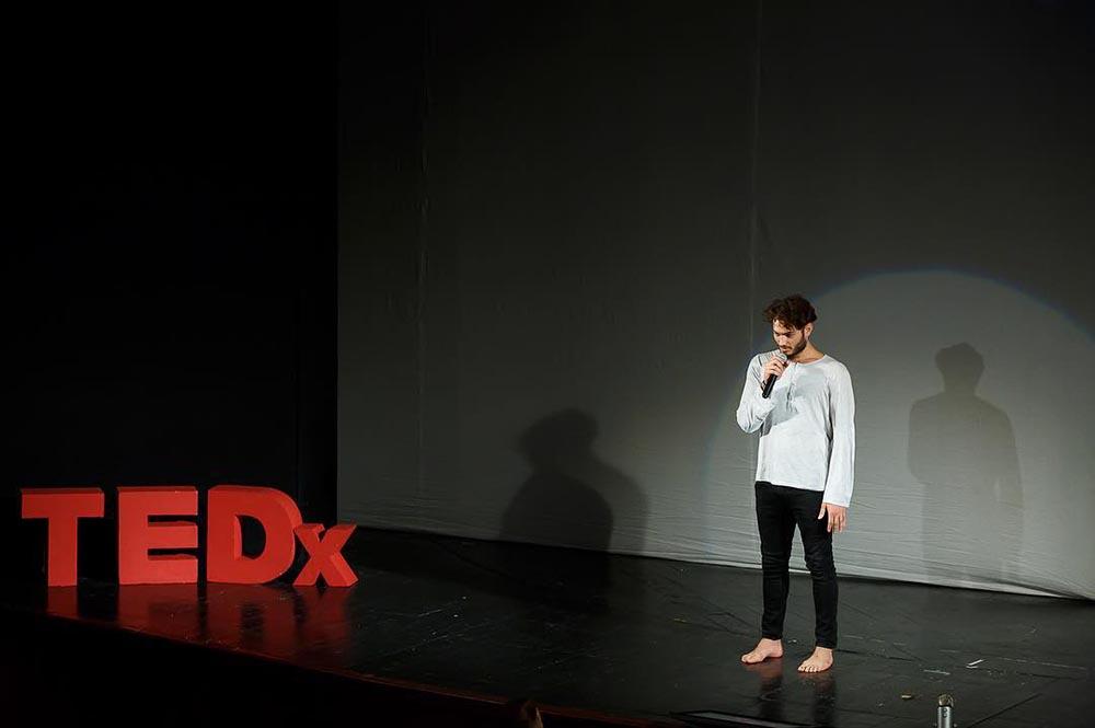 COOLsound • Filip Stoica - Despre Improvizație • foto/photo: TEDx Galați